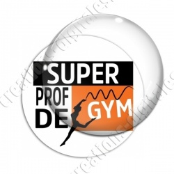 Image digitale - Super prof de gym