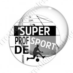 Image digitale - Super prof de sport