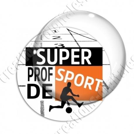 Image digitale - Super prof de sport