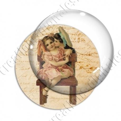 Image digitale - Vintage enfant 05