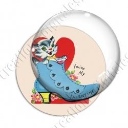 Image digitale - Saint Valentin - Vintage 03