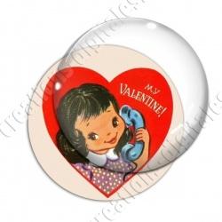 Image digitale - Saint Valentin - Vintage 04