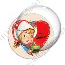Image digitale - Saint Valentin - Vintage 06