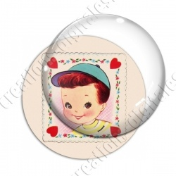 Image digitale - Saint Valentin - Vintage 11