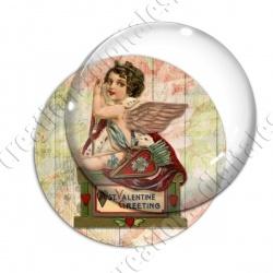 Image digitale - Saint Valentin - Vintage 12