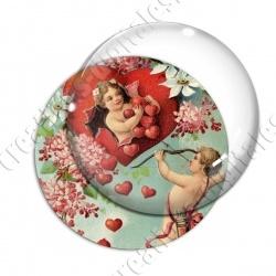 Image digitale - Saint Valentin - Vintage 01