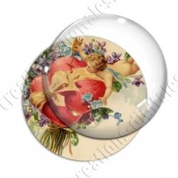 Image digitale - Saint Valentin - Vintage 14