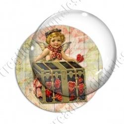 Image digitale - Saint Valentin - Vintage 16