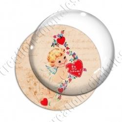 Image digitale - Saint Valentin - Vintage 18