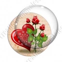 Image digitale - Saint Valentin - Vintage 20