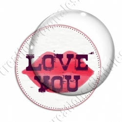 Image digitale - Love you 01