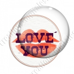Image digitale - Love you 02