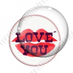 Image digitale - Love you 03