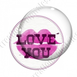 Image digitale - Love you 05