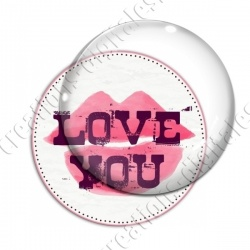 Image digitale - Love you 04