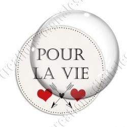 Image digitale - Pour la vie 01
