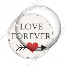 Image digitale - Love forever 01