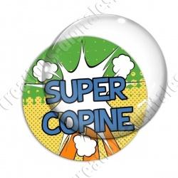 Image digitale - Comics - Super copine 01