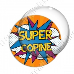 Image digitale - Comics - Super copine 02