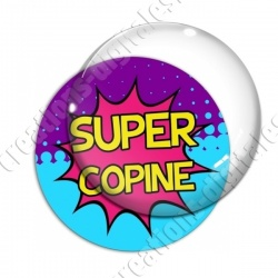 Image digitale - Comics - Super copine 03