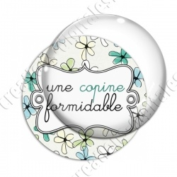 Image digitale - Copine formidable 01