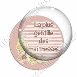 Image digitale - Gentille maîtresse