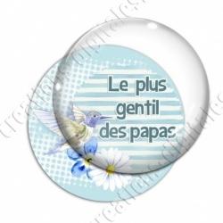 Image digitale - Gentil papa
