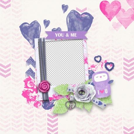Quick Page Saint-Valentin 03