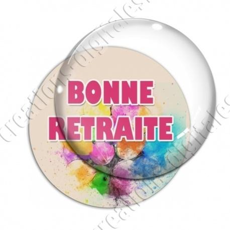 Image digitale - Bonne retraite 03
