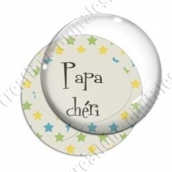 Image digitale - Papa chéri