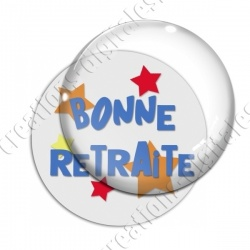 Image digitale - Bonne retraite - Etoiles 02