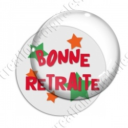 Image digitale - Bonne retraite - Etoiles 03