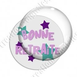 Image digitale - Bonne retraite - Etoiles 04