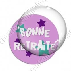 Image digitale - Bonne retraite - Etoiles 06