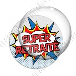Image digitale - Super retraité - Comics 01