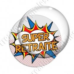 Image digitale - Super retraité - Comics 02