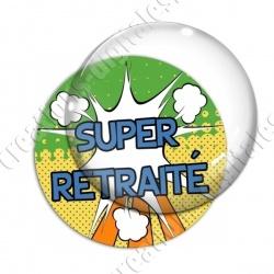 Image digitale - Super retraité - Comics 03