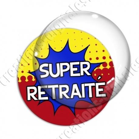 Image digitale - Super retraité - Comics 04