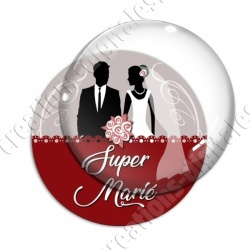 Image digitale - Super marié