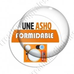 Image digitale - ASHQ formidable - Orange