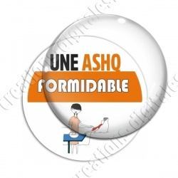Image digitale - ASHQ formidable 2 - Orange