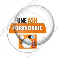 Image digitale - ASH formidable - Orange
