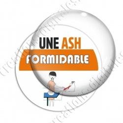 Image digitale - ASH formidable 2 - Orange
