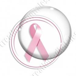 Image digitale - Ruban rose- Cancer du sein 06