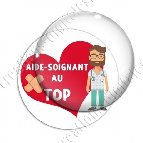 Image digitale - Aide-soignant au top