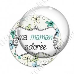 Image digitale - Une maman adorée 03