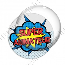 Image digitale - Comics - Super animateur 01