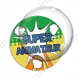 Image digitale - Comics - Super animateur 02
