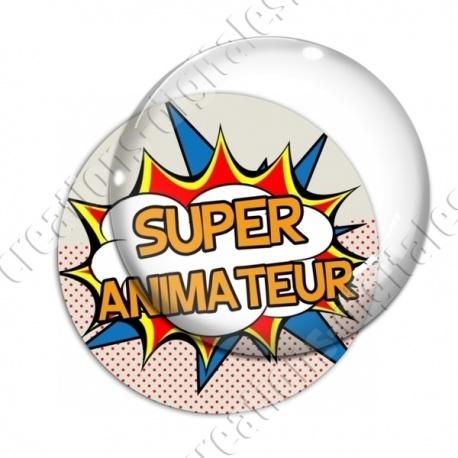 Image digitale - Comics - Super animateur 03