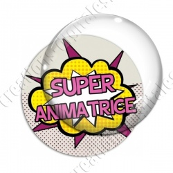 Image digitale - Comics - Super animatrice 02